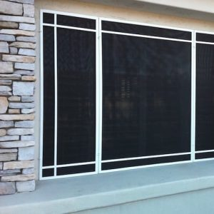 Sun Screens | Product Gallery | Steel Security Doors & More | Arizona Security Doors & Gates